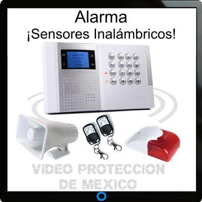 Paquetes de camaras de seguridad - Alarmas para casa precios ...